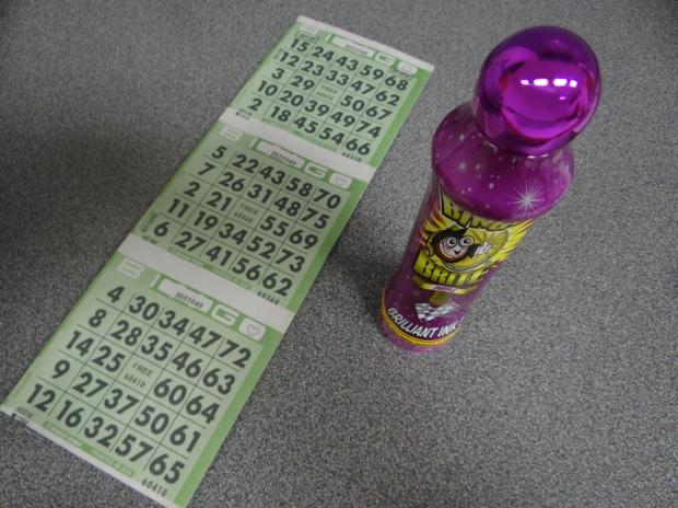 MA269-spela bingo